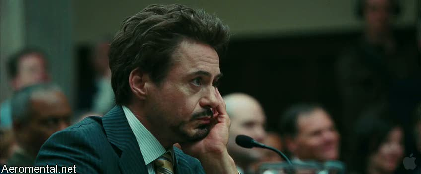 Iron Man 2 Trailer 2 Tony Stark