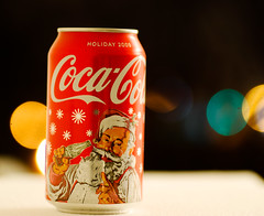 Day 019 | 365 Coca-Cola and Santa Claus (Nas t) Tags: