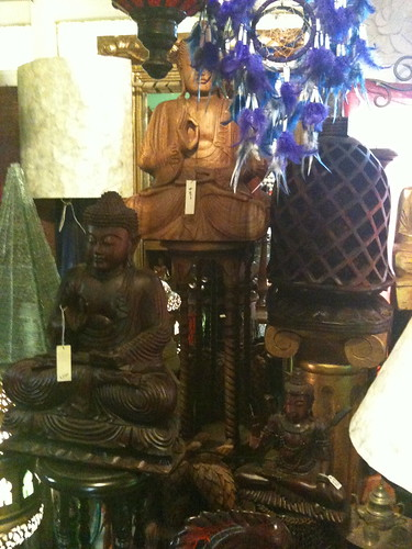 Affordable smaller Buddhas