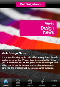 Web design news
