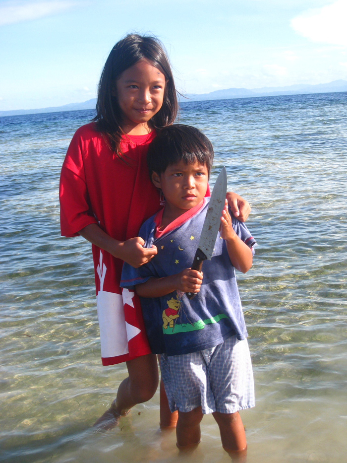 Local Pamilacan Island Children