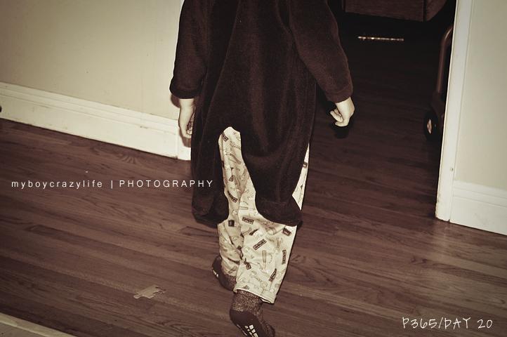 01.20.2010 | monkey feet