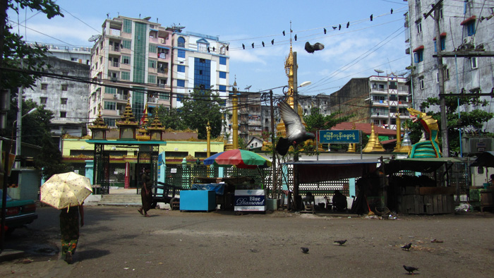 Yangon, Burma (Myanmar)