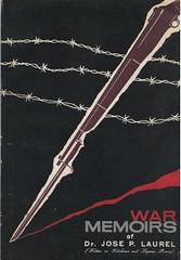 Laurel War memoirs