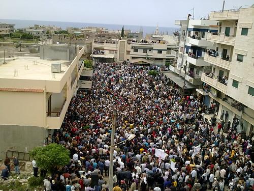 Baniyas Demos 29-04-2011