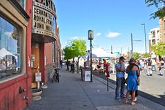 On Welton Street in Five Points (Snap Man) Tags: colorado denver fivepoints jazzclub weltonstreet cervantesmasterpiece byklk junowhat