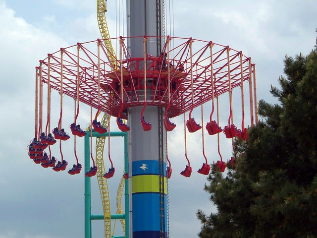 Cedar Point - WindSeeker