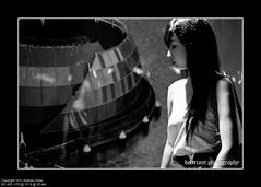 Esplanade (Andrew Chew Photography) Tags: blackandwhite bw white black reflection night 35mm river evening blackwhite nikon singapore cityscape esplanade nikkor fullerton bnw mbs singaporeriver