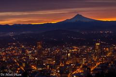 Portland at sunrise (Tri Minh) Tags: portland portlandor sunrise pittockmansion oregon northwest pacificnorthwest pacific nw