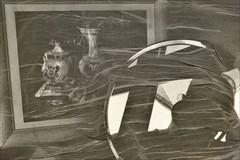 net of threads (Abra K.) Tags: selfportrait reflection texture glass mirror poetry poem poesia shopwindow deniselevertov selfreflexion experimotional netofthreads