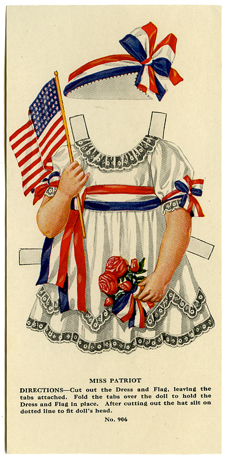American Colortype Co_Miss Patriot_tatteredandlost