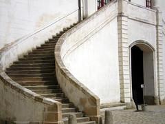 Nantes 2 (JJoaqun) Tags: francia castillo nantes escaleras