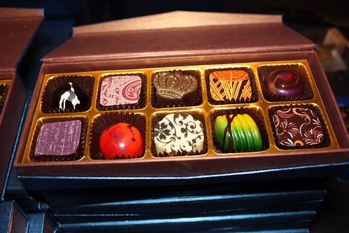 William Dean Chocolates at the 2009 Seattle Chocolate Salon