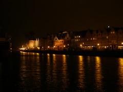 Motława (magro_kr) Tags: water night river poland polska gdansk danzig woda noc gdańsk rzeka pomorze motława pomorskie motlawa