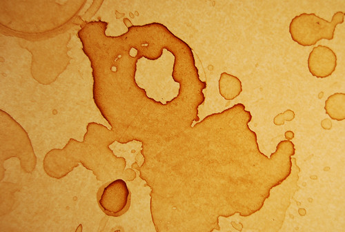 Coffee Stains Texture 08