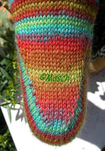 Space Socken 001