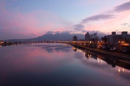 046/365 台北橋的View