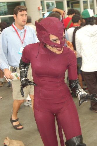 Comic Con 2009: Catwoman