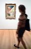 Gauguin, Portrait of Jacob Meyer de Haan with visitor