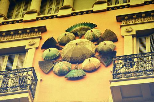Casa de los Paraguas