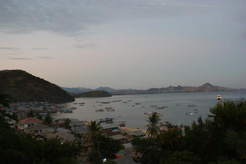 Labuan Bajo village