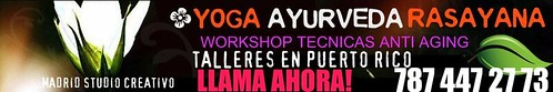 YOGA-AYURVEDA WORKSHOP PUERTO RICO