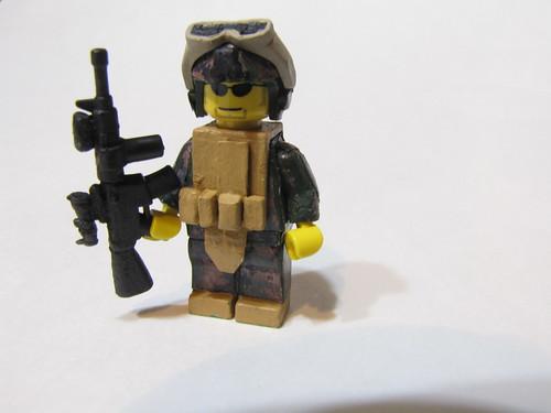 U.S. Marine Infantry (Woodland)