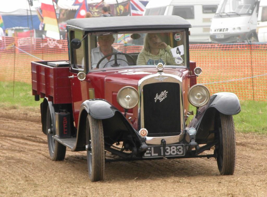 Austin 16/6 Truck