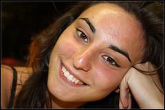 Mary (MartiGi) Tags: mary occhi sorriso ritratto mandorla portatrait biondaomora