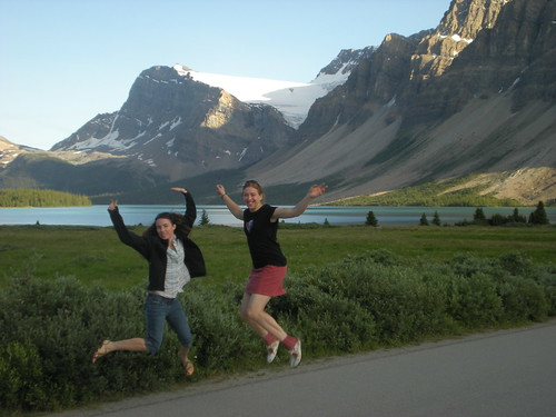 We Love Bow Lake & Crowfoot Glacier!