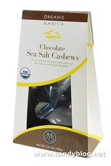 Organic Chocolate Sea Salt Cashews