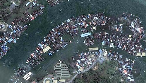 Brunei google map 1-P