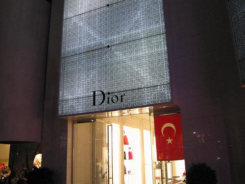 dior istanbul octobre 2008