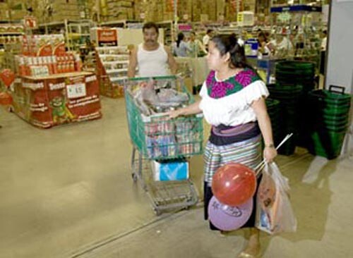 ofertas de walmart. discount chain Wal-Mart.