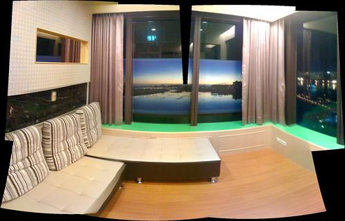 85以馬內利:31樓日租套房 Panoramic - 2