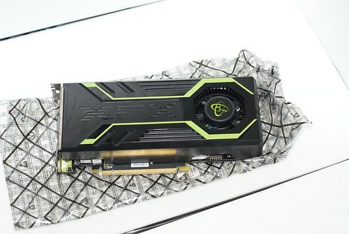 XFX GTS250 VGA CARD
