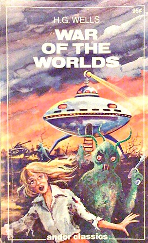 the war of the worlds book. the war of the worlds book