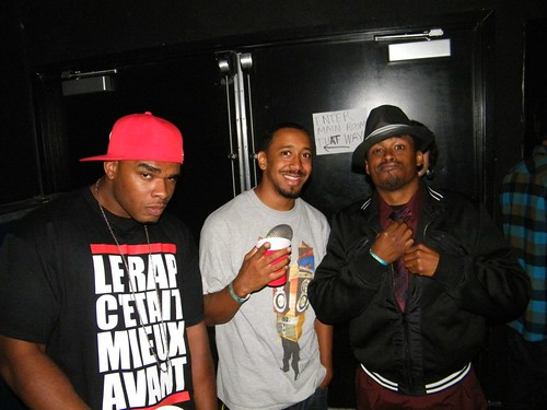 Bishop Lamont, Trek Life, Indef