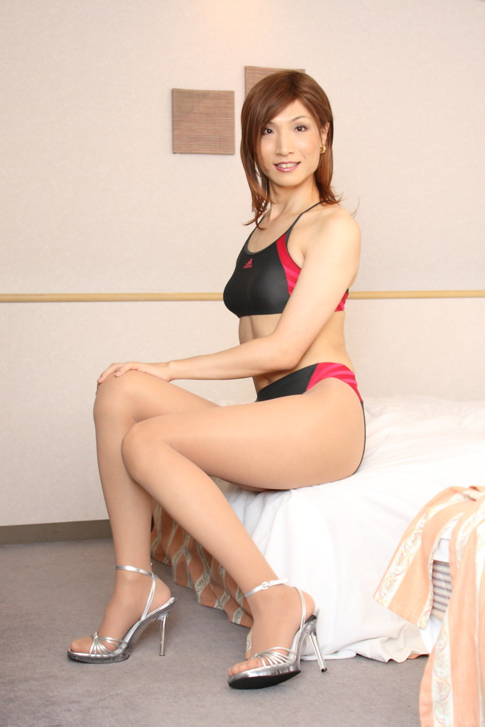 Thanks for Asians in pantyhose and bikini are mistaken