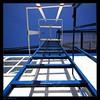 greek stairs (sediama (break)) Tags: stairs germany hannover treppe kran sediama misburgerhafen imgp9803 ©bysediamaallrightsreserved