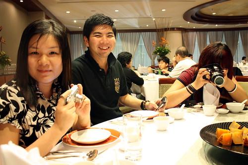Tai Zi Heen Mooncake Xin, Bok & Jessica