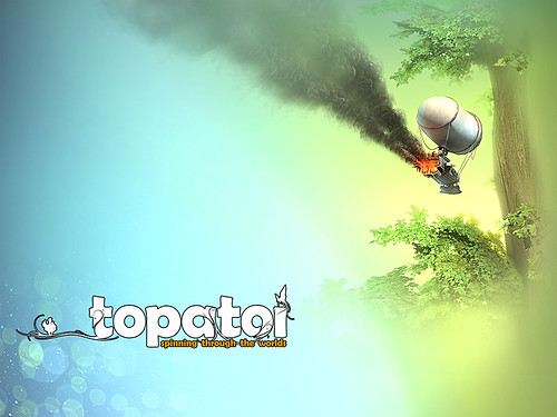 Topatoi Wallpaper