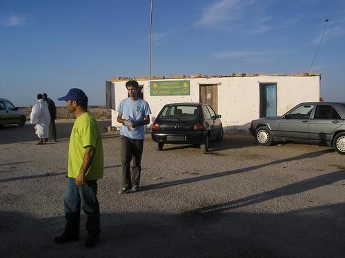 Fronteira Mauritânia Marrocos