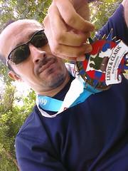 Lewis & Clark Half Marathon.