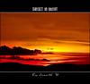 Sunset In Danot (JonAth_wOnG) Tags: sunset sky cloud strange beautiful landscape warm justclouds top20sunsetsofourhearts