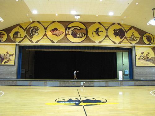 Inside the Corn Palace