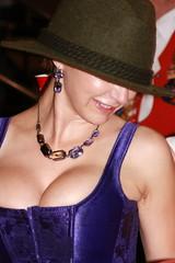 Best hat at the party (jayinvienna) Tags: dulles oktoberfest dullesairport bundeswehr luftwaffe bundesmarine germanbeernight bundeswehrkommando germanarmedforcescommand