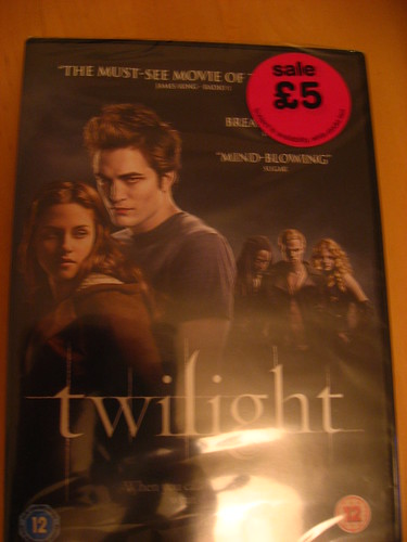 twilight at £5!