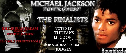 Michael Jackson Tribute Contest Finalists