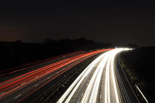 M25 Junction 6